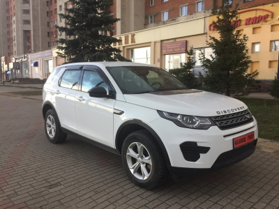 Land Rover Discovery Sport 2.2D дизель 2015 Automatic